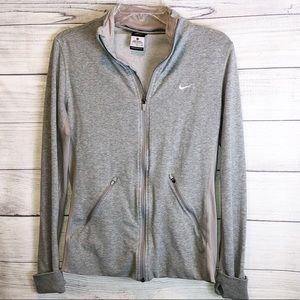 Womens Nike Dri Fit Zipper Jacket